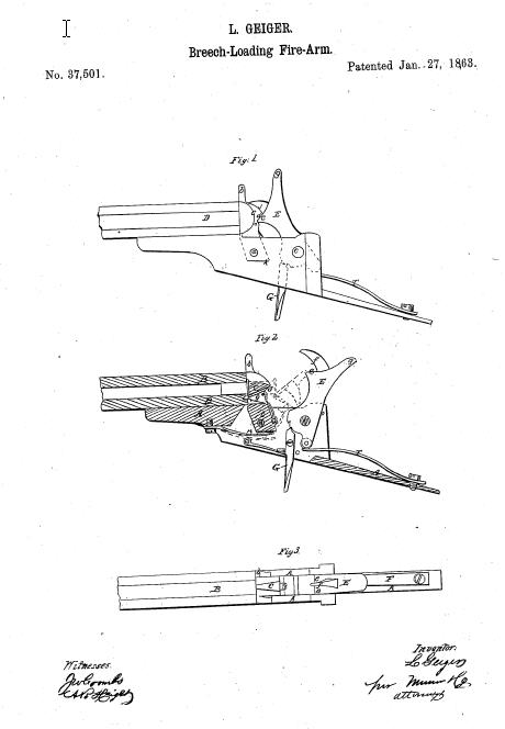 remington_patent_big remington rolling block model 1867(1968?)